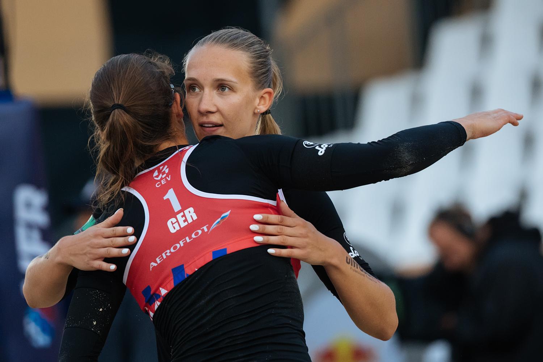 Ittlinger/Laboureur bestes deutsches Team bei Beachvolleyball-WM